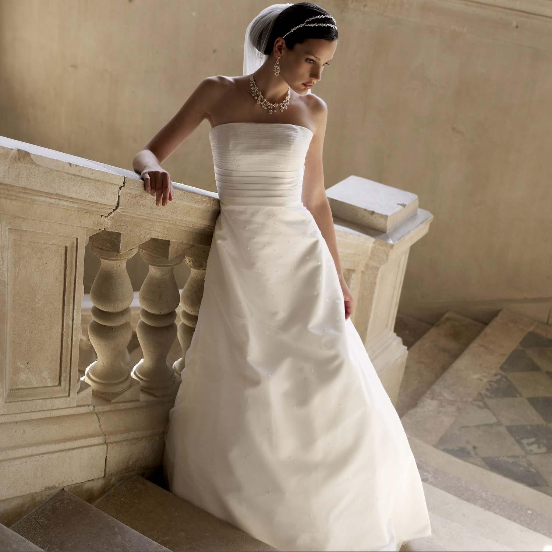 Pourquoi et où acheter sa robe de mariée sur Internet ? > Blog ...