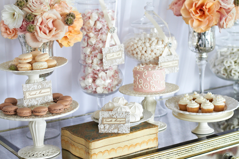 """Wedding Sweet Tables Dessert Station Themes Tips Fruits: Le Candy Bar > Blog Mariage """" Petit Mariage Entre Amis"""