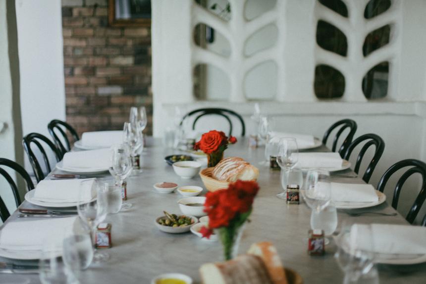 Un mariage urbain sydney blog mariage petit mariage for Petit diner entre amis