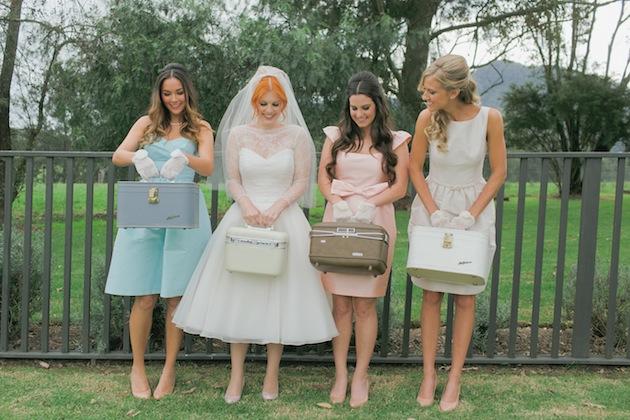 "Vintage 60 S Style Wedding Dresses: Dress Code Mariage Retro « Blog Mariage "" Petit Mariage"