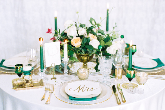... pour table ronde « Blog Mariage