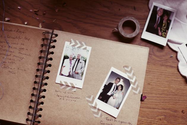 5 id es de livres d or qui changent blog mariage petit for Idee repas reception amis