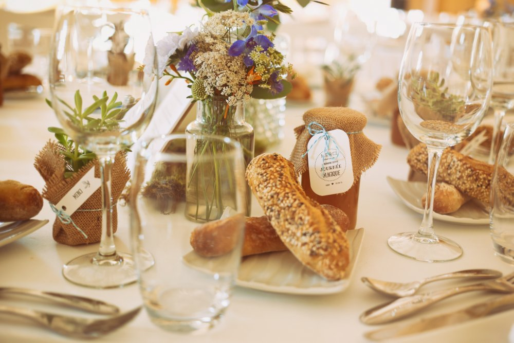 Auriane michael blog mariage petit mariage entre amis for Petit diner entre amis