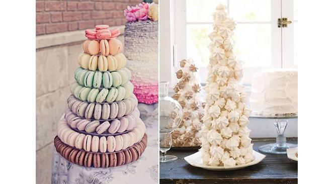 piece-montee-macarons-meringues-mariage
