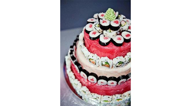 sushi-wedding-cake