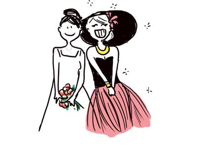 demoiselle-d-honneur-trop-habillee-mariage