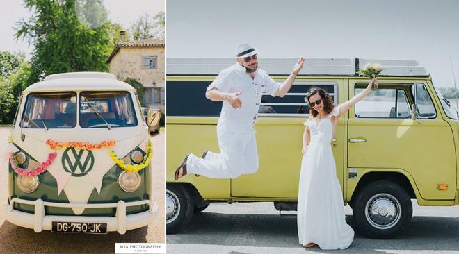 une arriv e remarqu e en voiture ancienne le jour de votre mariage. Black Bedroom Furniture Sets. Home Design Ideas