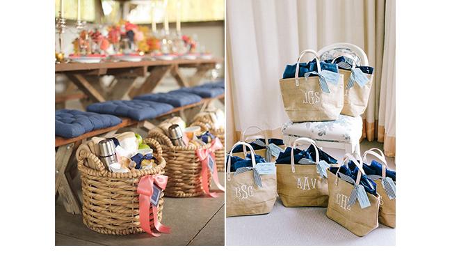 Des sacs de bienvenue pour vos invit s - Petit sac en papier pour mariage ...