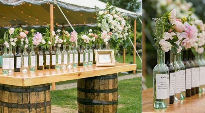 Plan de table mariage : 7 DIY originaux pour épater vos invités
