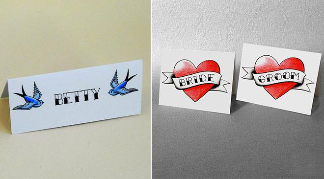 csutomisation-papeterie-mariage-tattoos