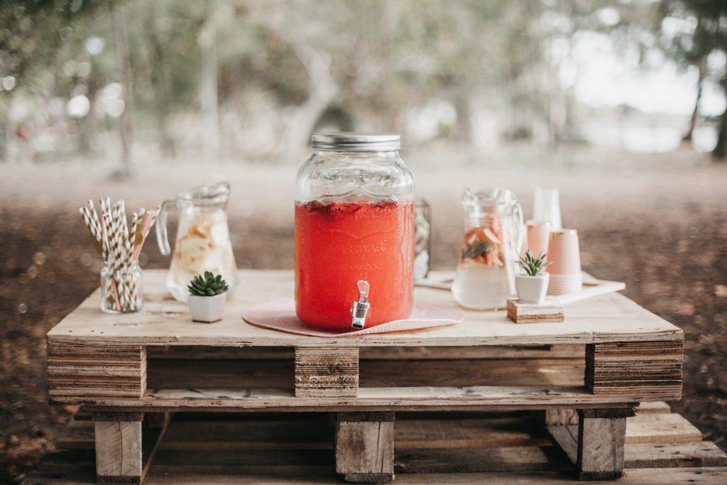 quantité de boisson mariage