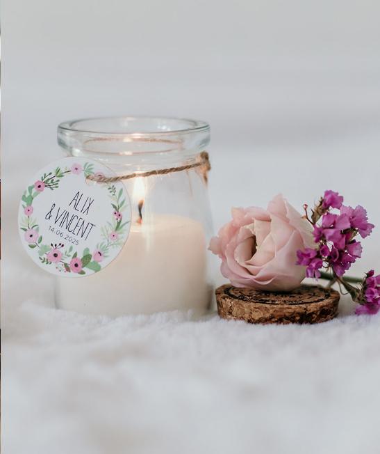 cadeaux d'invités de mariage