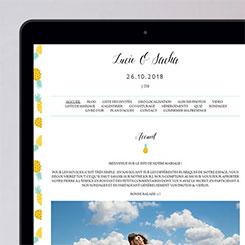 Bienvenue Sur Le Blog De Mariage De Lucie Et Sacha