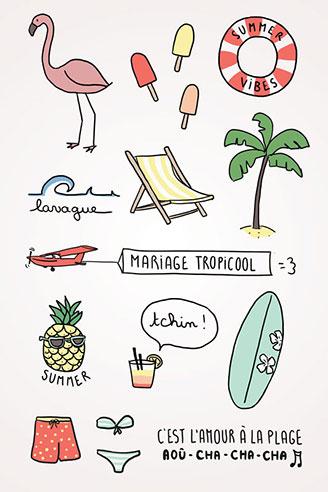 tattoos mariage Summer