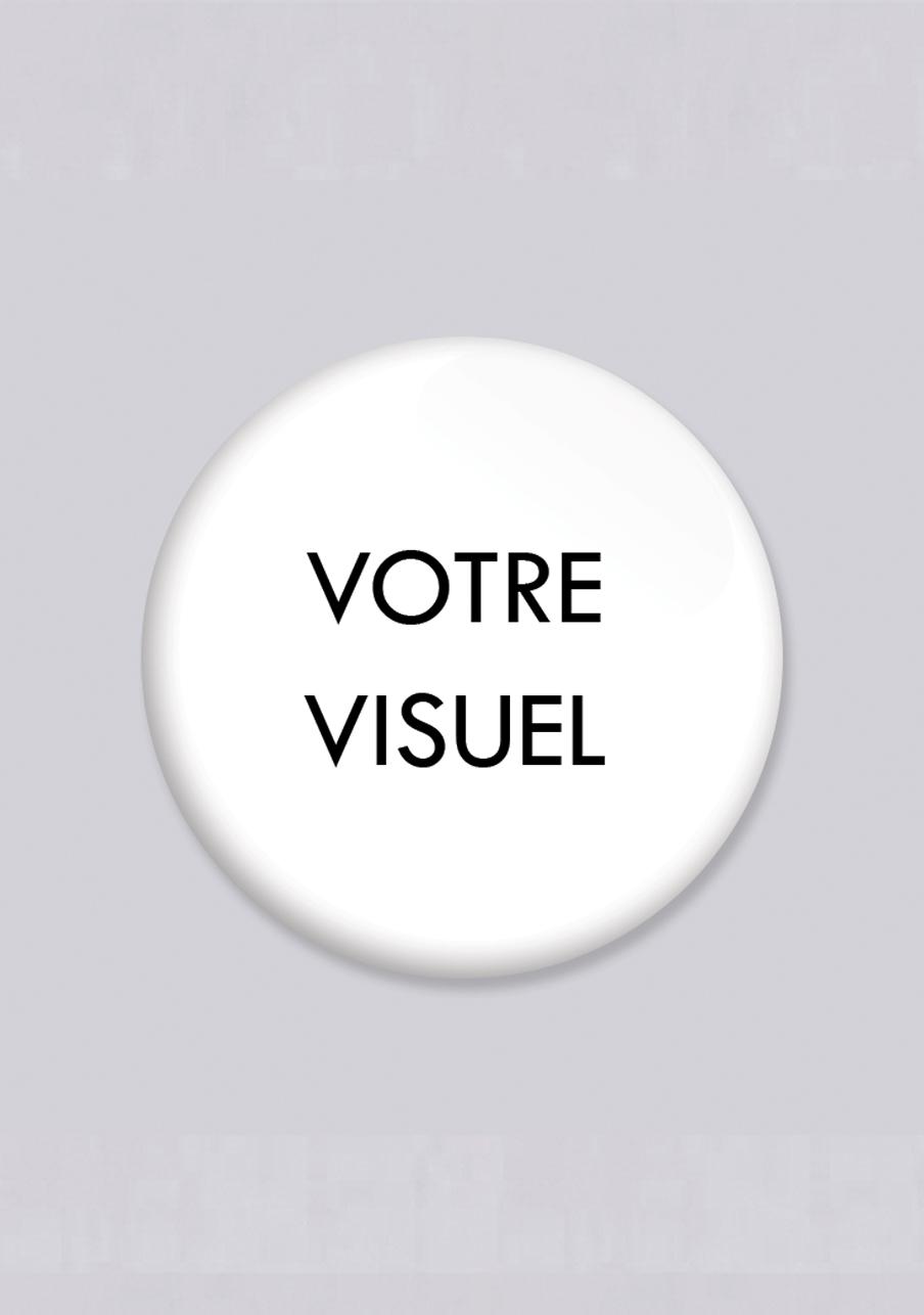 badge mariage personnalisé sur-mesure