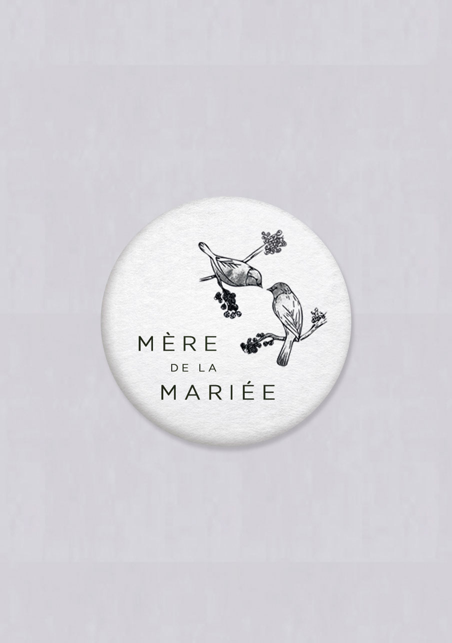 decapsuleur mariage Birds