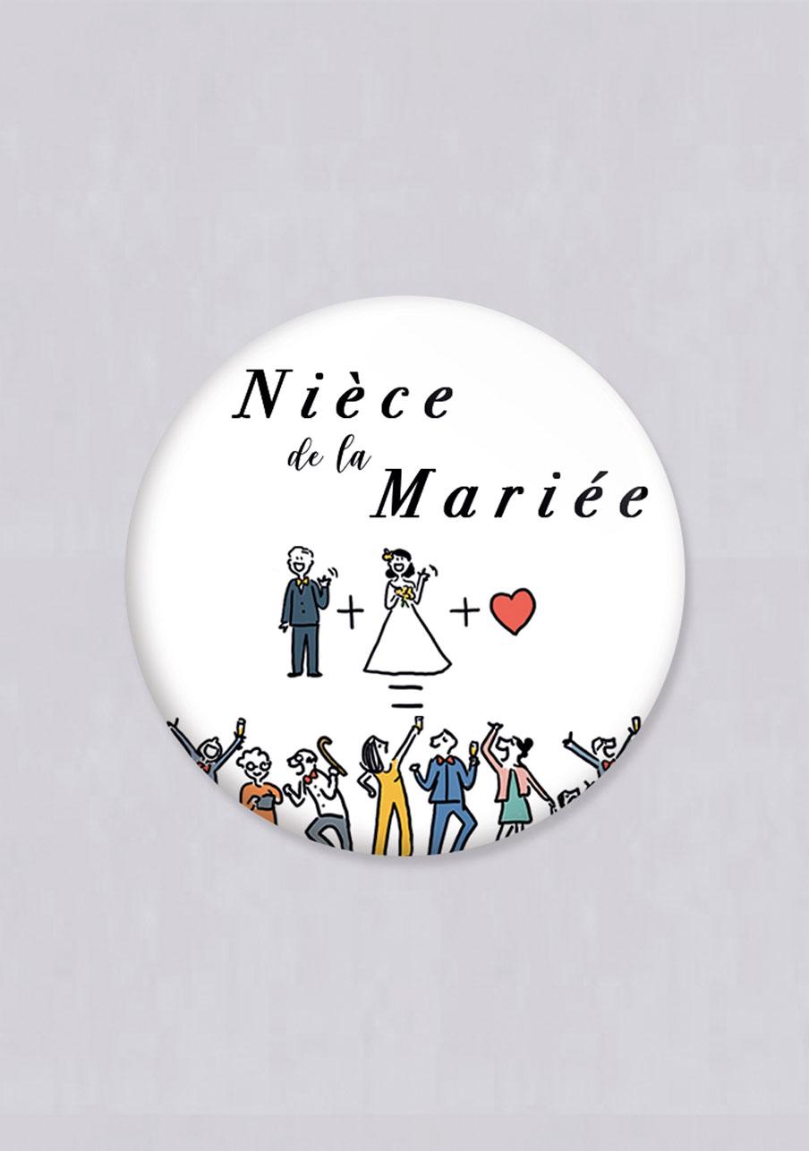 miroir mariage Addition