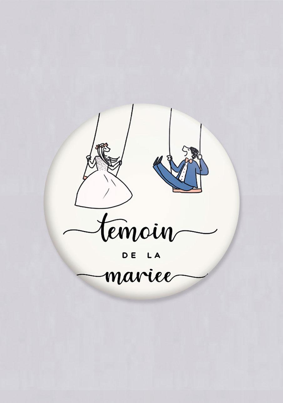 miroir mariage Balançoires
