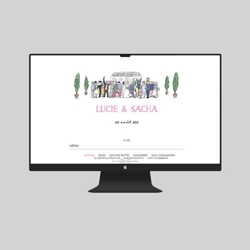 site de mariage photo-de-groupe-femmes à personnaliser