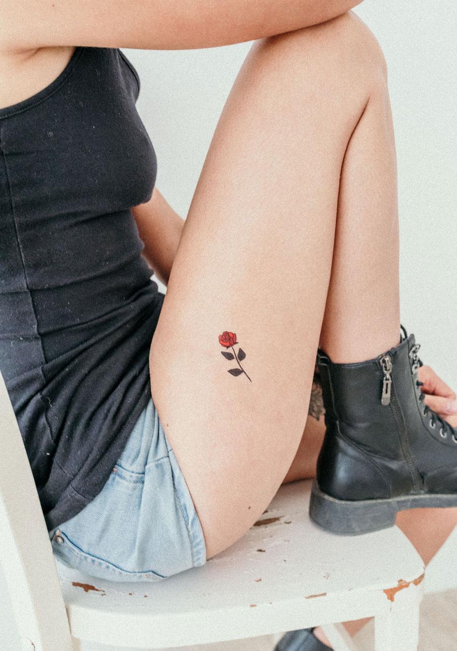 tattoo mariage Love 2