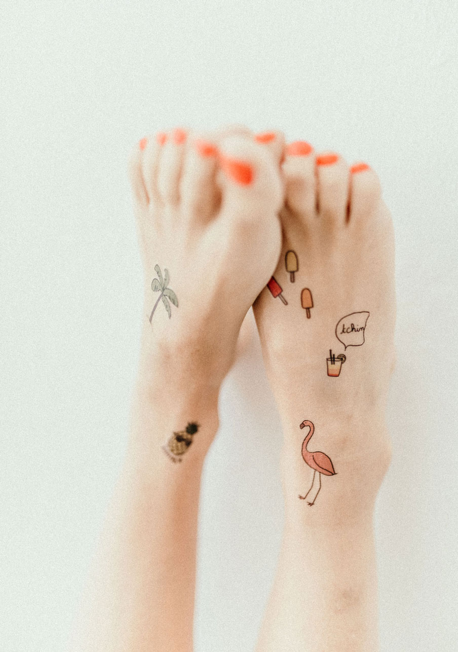 tattoo mariage Summer