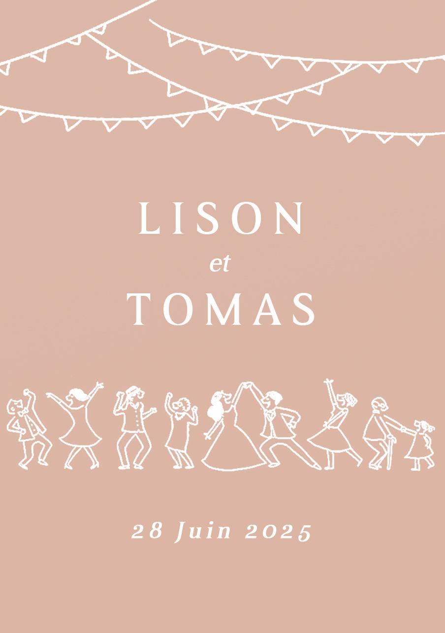 vin-rose mariage Danseurs