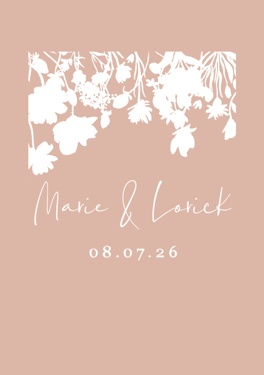 vin-rose mariage Stellaire