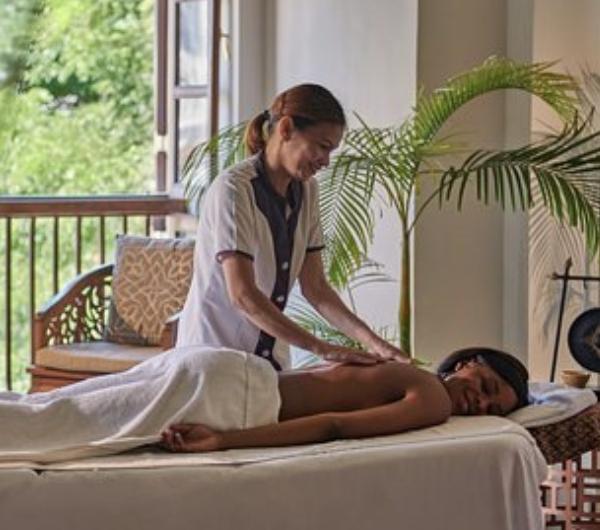 Massage Au Mrembo Spa