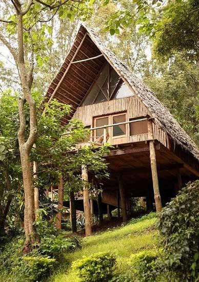 Une nuit au Karama Lodge