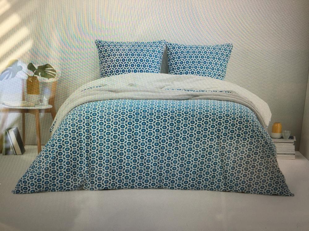 parure de lit liste de mariage de charlotte fr d ric. Black Bedroom Furniture Sets. Home Design Ideas