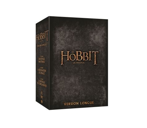 Coffret DVD hobbit version longue