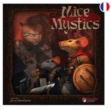 Jeu de société : Mice and mystic