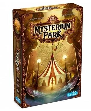 Jeu de société : Mysterium park