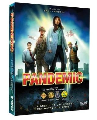 Jeu de société : Pandemic
