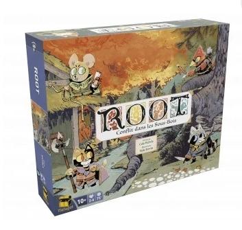 Jeu de société : Root