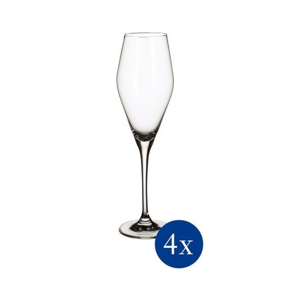 Flûtes à champagne x 4