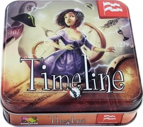 Jeux de société Timeline