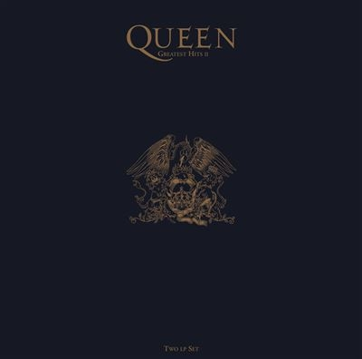 Queen - Gretest Hits II - vinyle